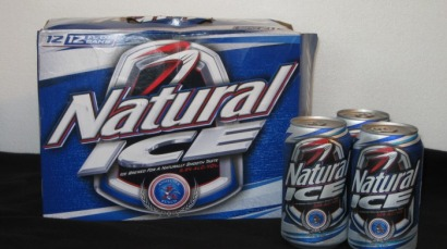 Beers | Natural Ice | Bill's Distributing